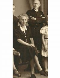 Joseph Octave ... Jonnaert met Marie-Madeleine Hesbain